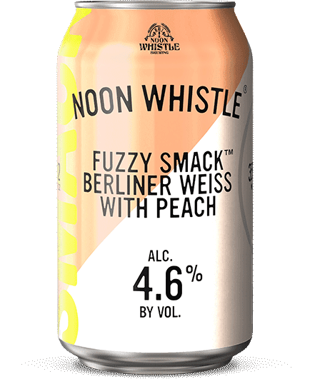 Fuzzy Smack Berliner Weiss with Peach